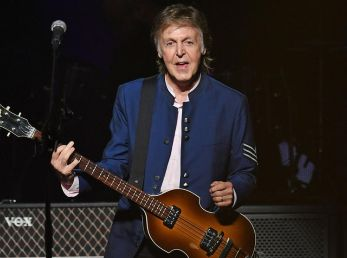 Paul McCartney en concierto
