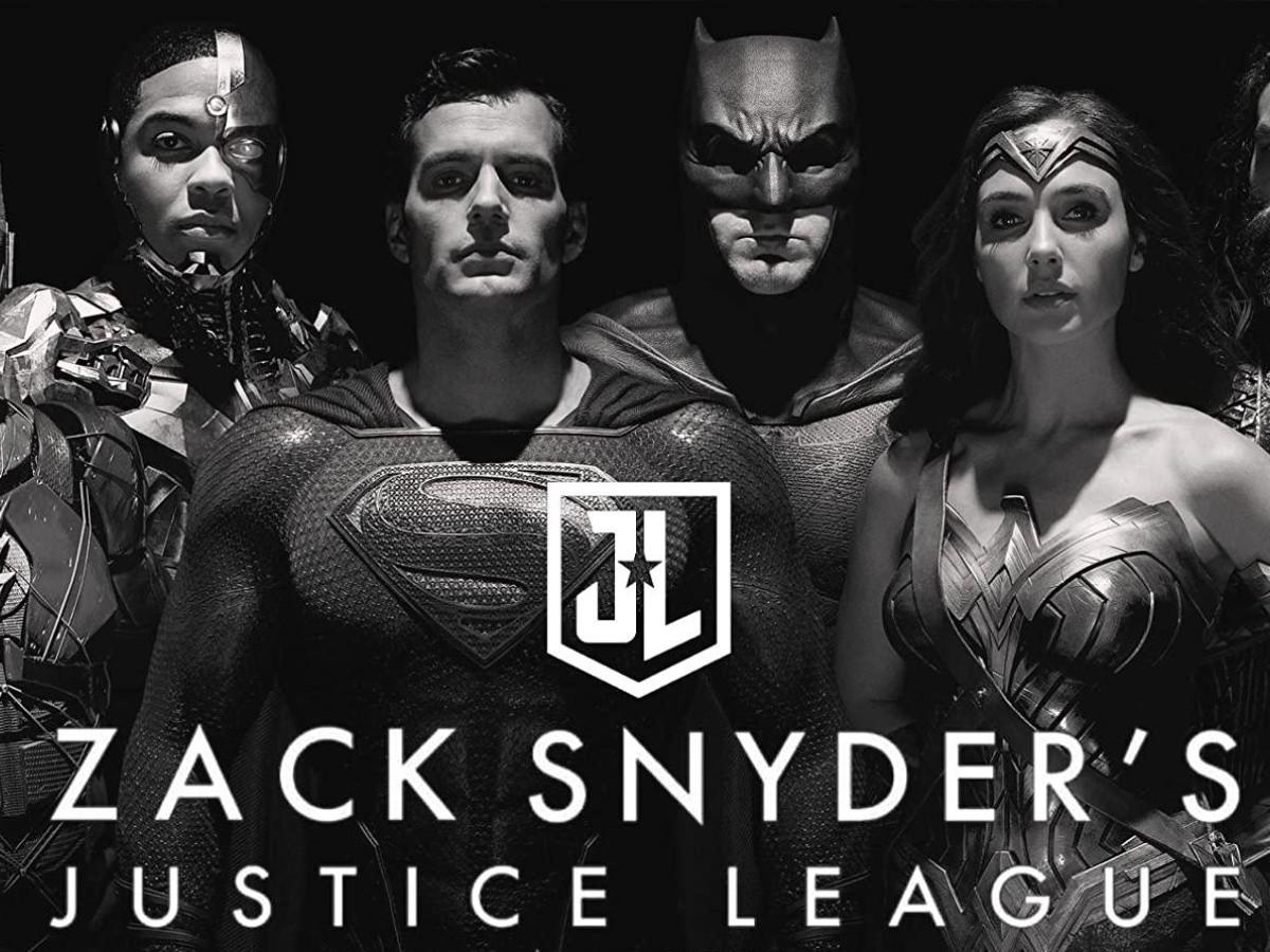 Snyder Cut: Zack Snyder presentó el primer avance de su corte de ...