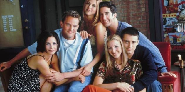 Friends: cuándo se estrena el reencuentro especial de la serie | Spoiler -  Bolavip