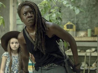 Danai Gurira en The Walking Dead