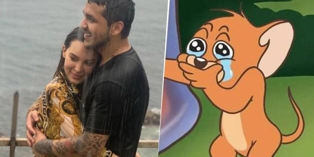 Belinda y Nodal: los fans reaccionan con memes tras conocer el romance | Spoiler