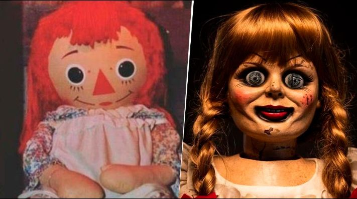 Annabelle: afirman que la muñeca desapareció misteriosamente