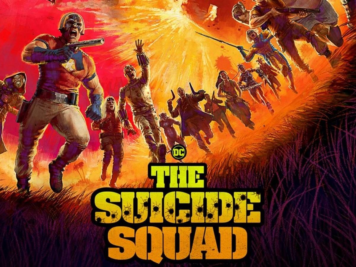 DC Fandome: The Suicide Squad reveló su elenco completo   Spoiler