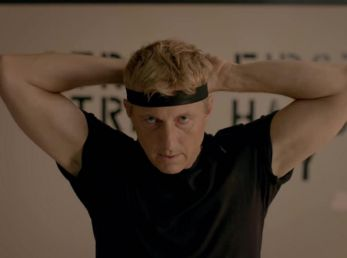 William Zabka en CobraKai