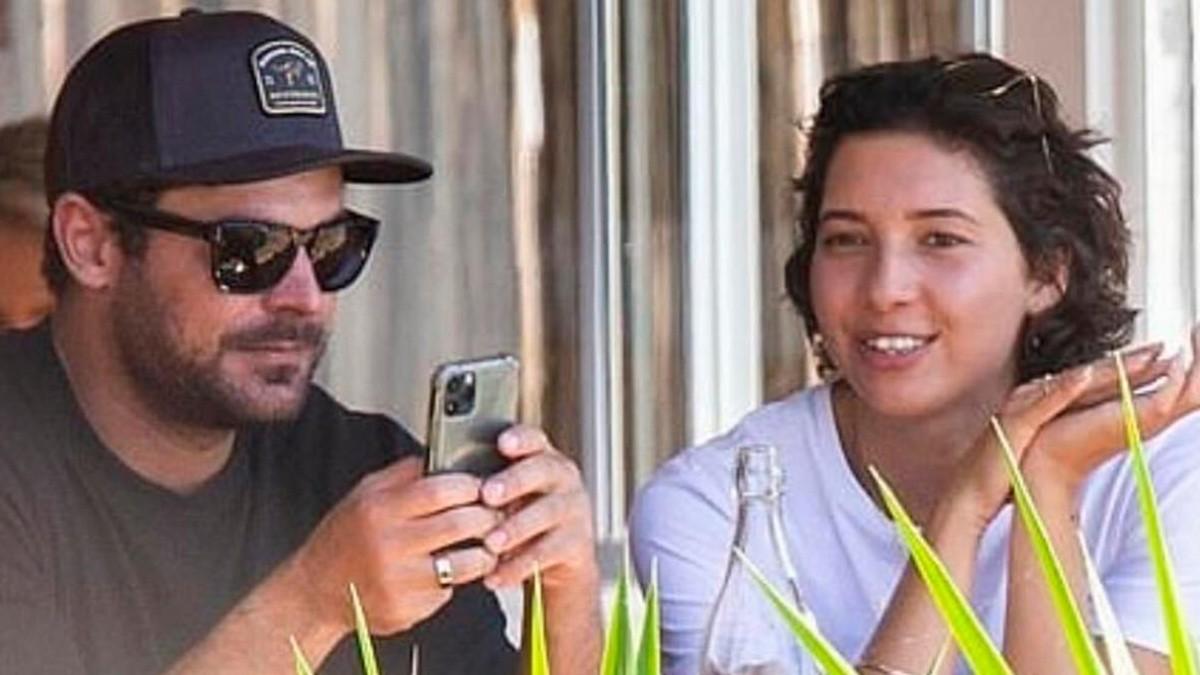 Zac Efron: su nueva novia fue felicitada por una actriz mexicana   Spoiler  - Bolavip   Todo sobre Películas y Series