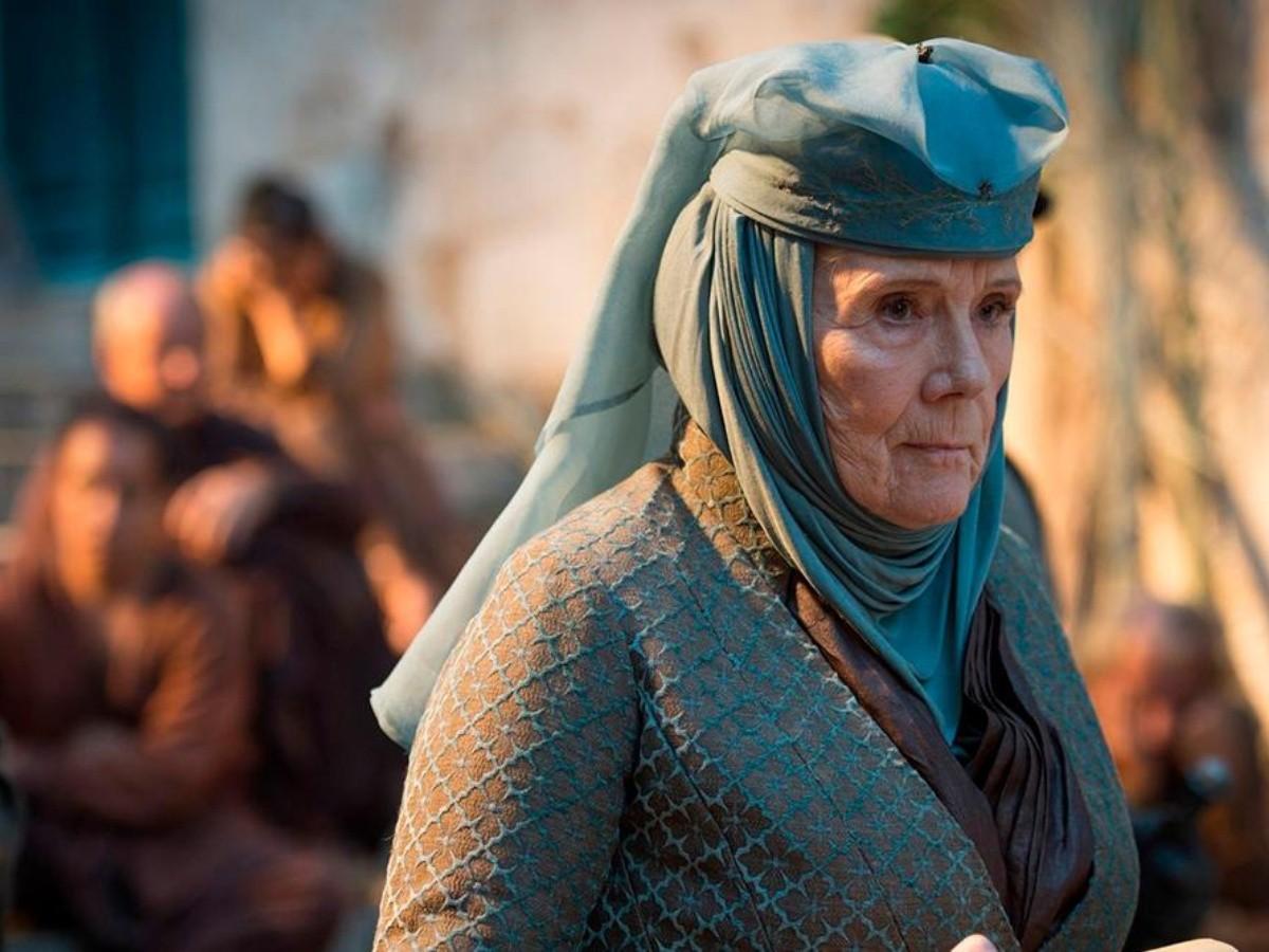Game of Thrones: las reacciones por la muerte de Diana Rigg, intérprete de Olenna Tyrell | Spoiler - Bolavip