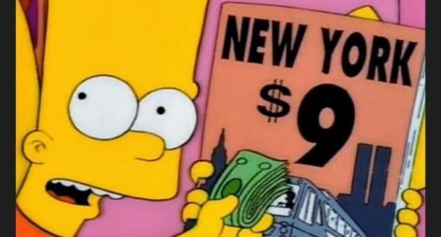 9-11: el día que Los Simpson predijeron el atentado a las Torres Gemelas |  Spoiler - Bolavip