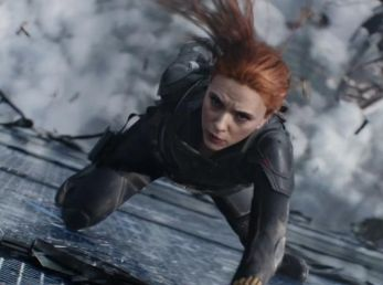 Scarlett Johansson en Black Widow
