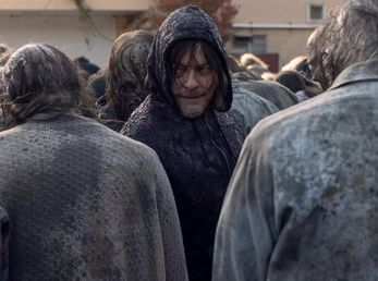 Norman Reedus en The Walking Dead
