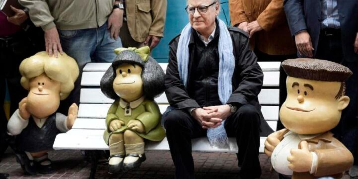 Quino: falleció el humorista gráfico creador de Mafalda