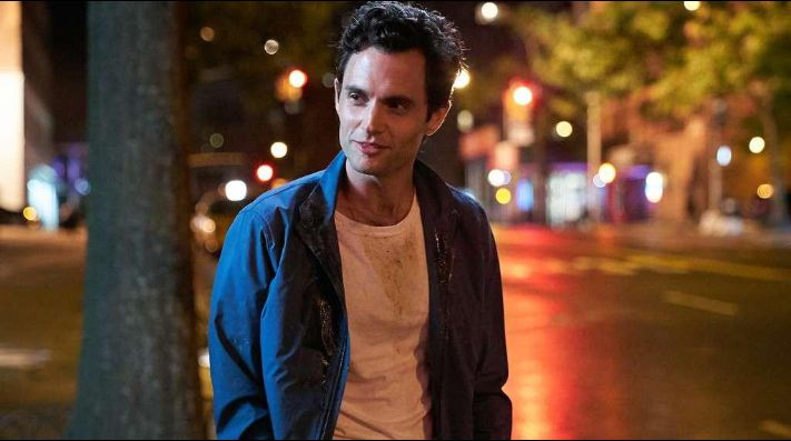 Penn Badgley en You
