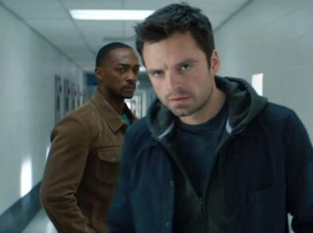 Nuevo actor y videos de U. S. Agent en 'The Falcon and the Winter Soldier'.