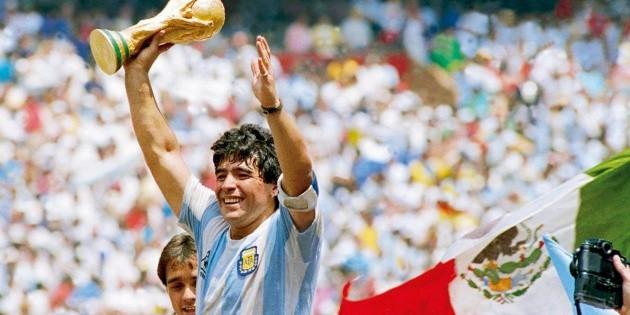 Diego Maradona: películas, documentales y series sobre el genio del fútbol