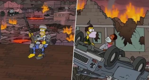 Por qué Los Simpsons hacen tantas predicciones? Aquí, las más extrañas - glbnews.com