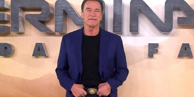Arnold Schwarzenegger llega a Netflix con una serie de espías