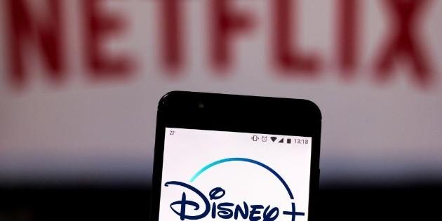 El mensaje de bienvenida de Netflix a Disney+ que se volvió viral