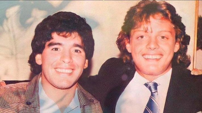 La noche que Diego Maradona pidió licencia para conocer a Luis Miguel