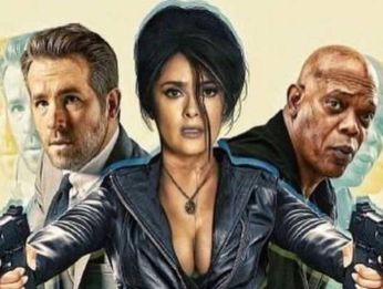 Nuevo tráiler de The Hitman's Wife's Bodyguard con Salma Hayek y Ryan Reynolds.