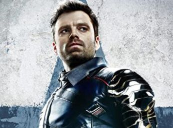 Sebastián Stan es The Winter Soldier.