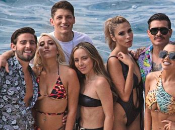Los integrantes de Acapulco Shore.