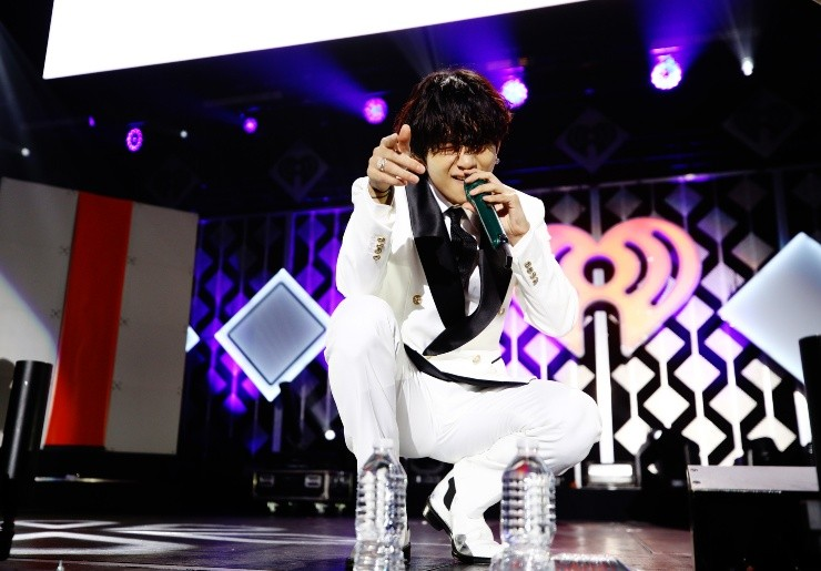 Kim Tae-hyung.  Photo: (Getty)