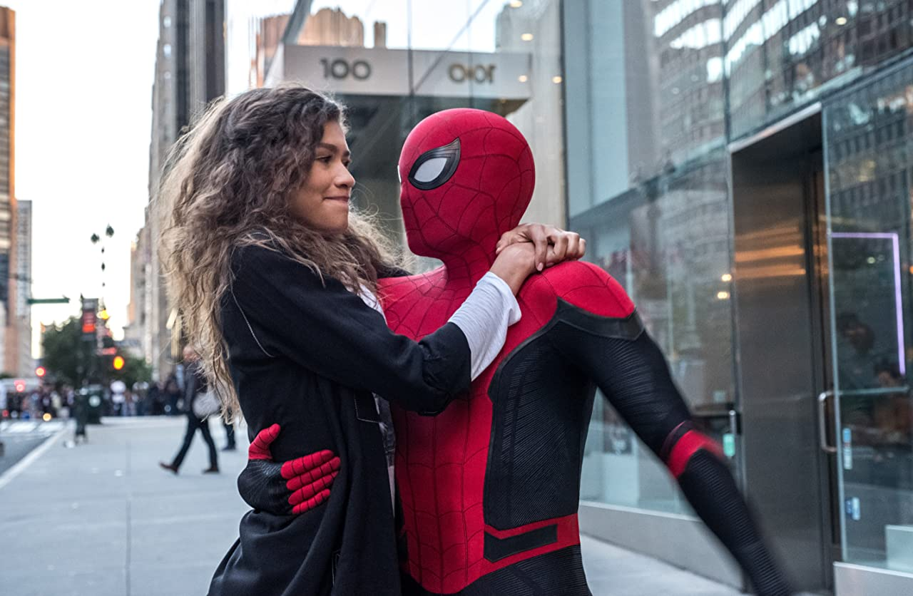 Tom Holland and Zendaya's chemistry was only for the movies.  Photo: (IMDB)