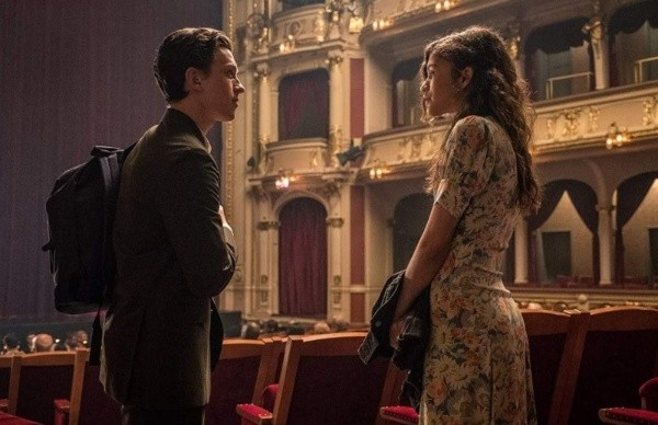 Marvel |  Like Tom Holland, Zendaya goes after Spiderman: no way home |  Spoiler