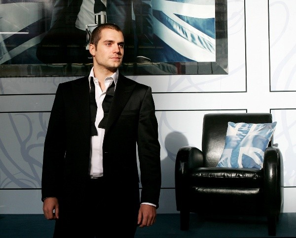 Henry Cavill in its early days.  Photo: (Getty)